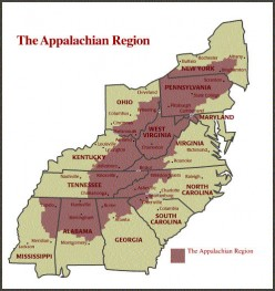 Appalachian foodways: Cooking ethics and traditions of a diverse population