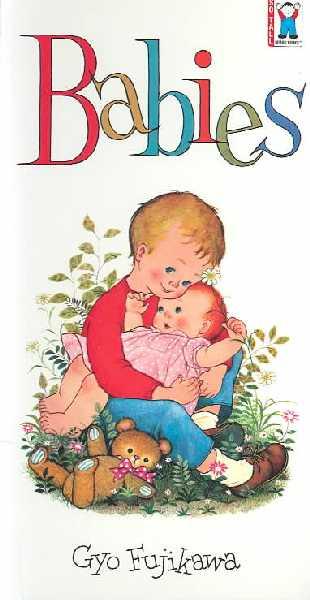 Babies by Gyo Fujikawa book cover.