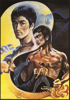 Recollections of a 15 year old Bruce Lee fan