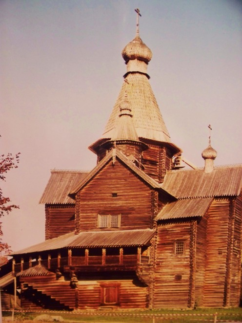 Vitoslavlitsy, Russia
