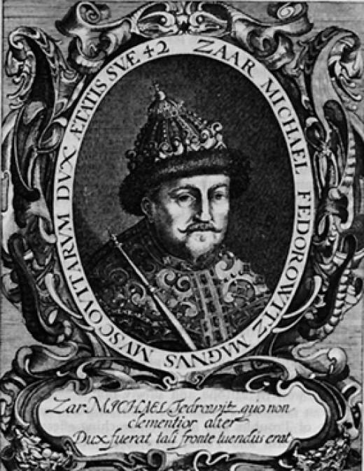 MICHAEL ROMANOV FOUNDER OF THE HOUSE OF ROMANOV