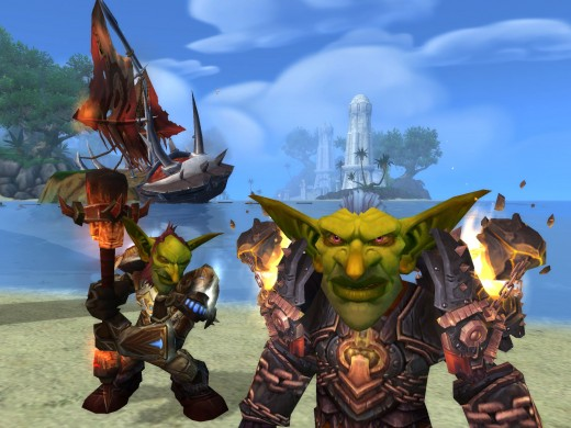 Cataclysm is a trademark, and World of Warcraft and Blizzard Entertainment are trademarks or registered trademarks of Blizzard Entertainment, Inc. in the U.S. and/or other countries.