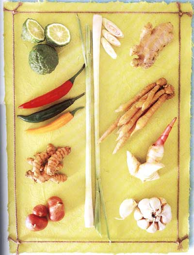 Herbs, Spices, Fruits for amazing flavors.