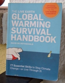 Books about vegetarianism and global warming?