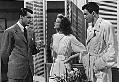 Grant, Hepburn and Stewart