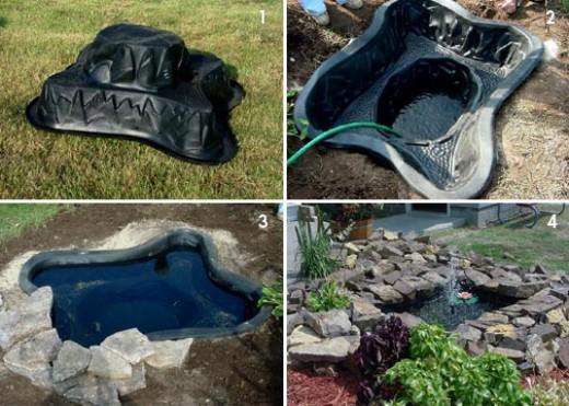 Preformed Countertops For Sale Bait Preformed Pond