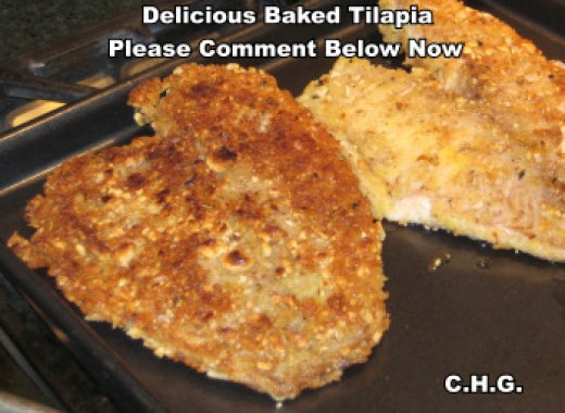 Tilapia Is One Of The Most Delicious Fish Ever.