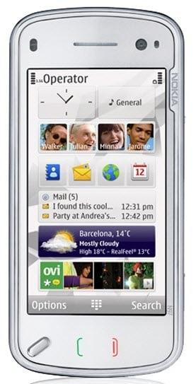 Nokia N97 White