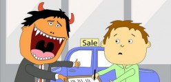 Five Rules For Dealing With Car Salesmen