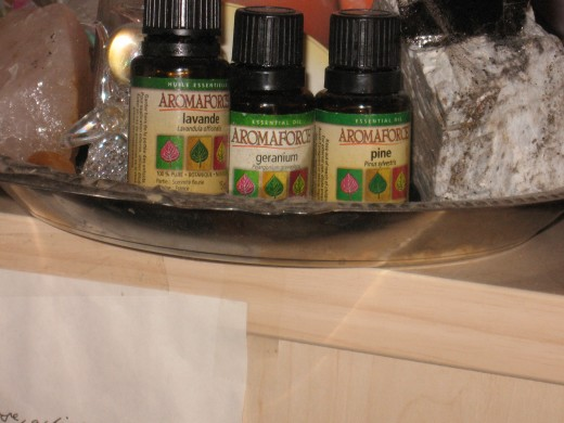 essential oils by ce