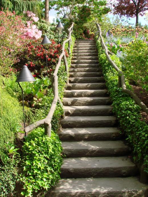 Learn Landscape : February 2015 on Sloping Back Garden Ideas id=48555