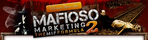 Mafioso Marketing 2 is coming!