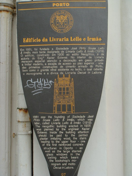 Historic landmark from the city of Porto