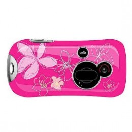 Digital Pink 626 Disney Pix Click Princess Digital Camera