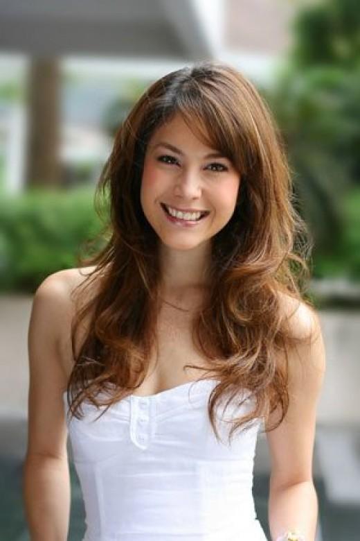 Thai actress strip photo 55