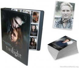 Complete Twilight Trading Card Set