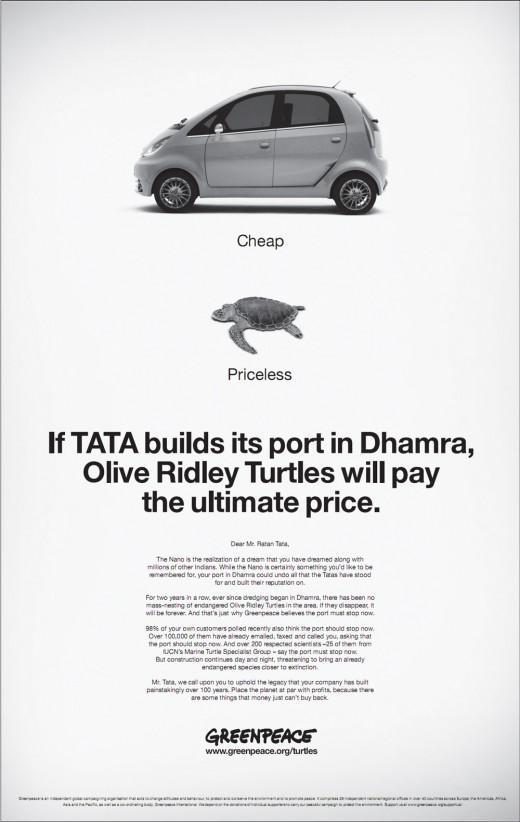 Image Courtesy Greenpeace India