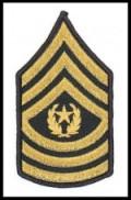 Army CSM