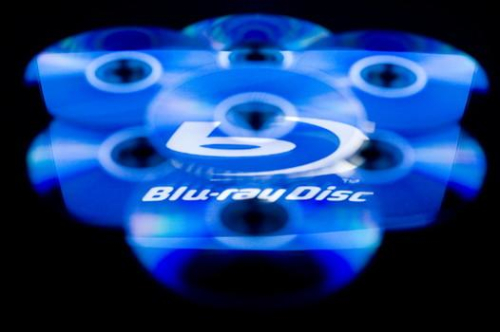 Bluray dvd disc players