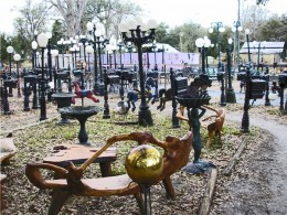 Street furniture sale,Berberville Orlando
