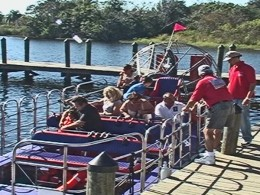 Lake Taho airboat hire Orlando Florida
