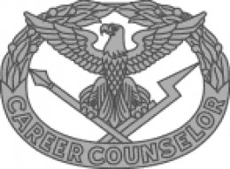 US Army Career Conselor Badge