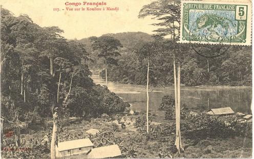 Colonial Congo.