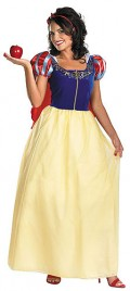 10 Ways to Wear an Adult Snow White Costume Dress