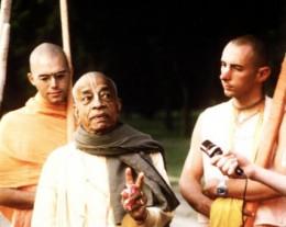 His Divine Grace A.C. Bhaktivedanta Swami Prabhupada- Spiritual Master and Sanskrit Scholar