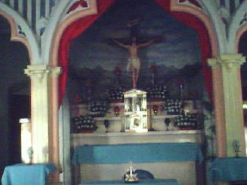 CHURCH DEDICATED TO ALPHONSAMMA IN BHARANGANNAM