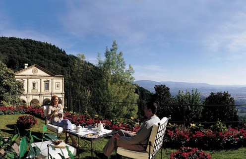 Relax and Enjoy the Views of Florence and Tuscany.