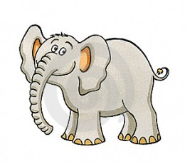 Woe, unto the poor elephant!! Do you know how long an elephant is pregnant?