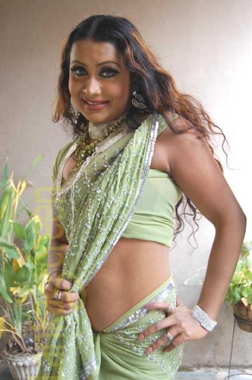 Hot and sexy sri lankan actress