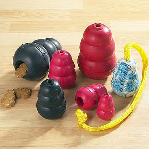 Kong dog toys have been around since 1976!