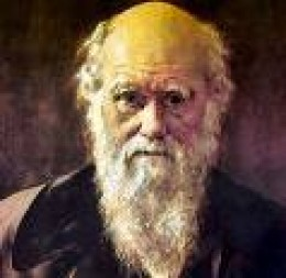 Charles Darwin who is the father of the evolution theory.