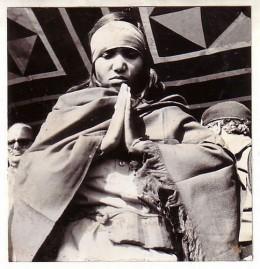 Phoolan Devi on her surrender