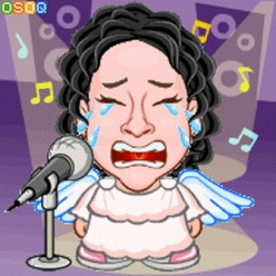 It can even make an angel cry, go ahead, shout or scream but be sure to move on! :)