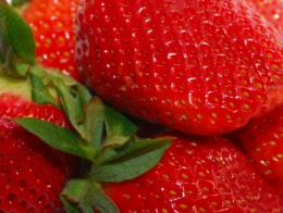 Enjoy fresh strawberries for natural health and beauty benefits