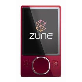 Zune 120 GB Video MP3 Player
