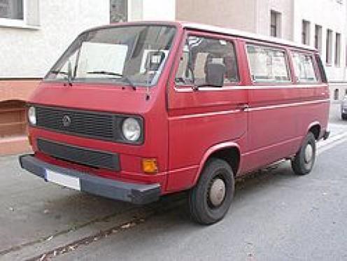 T3 or T25 Kombi