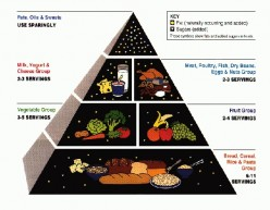 The Fall Of The Original USDA Food Guide Pyramid