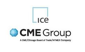 Images courtesy of nybot.com and cbot.com. The ICE and the CME are two of the largest commodity exchanges in existence.