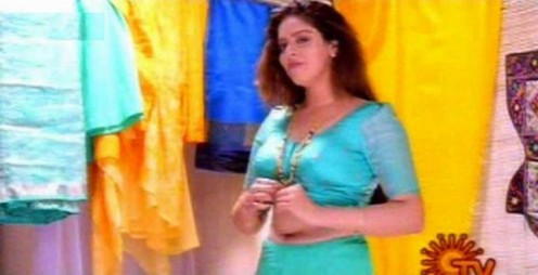 blouse and saree pics of actress in tamil nagma