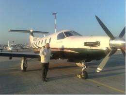 The Single engine airplane I crossed Atlantic
