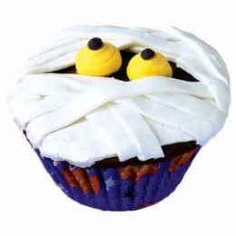 Yummy Mummy Cupcake Visit: www.Wilton.com for directions