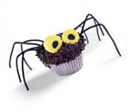 Daddy Longleg Cupcake Visit: www.FamilyFun.go.com for directions