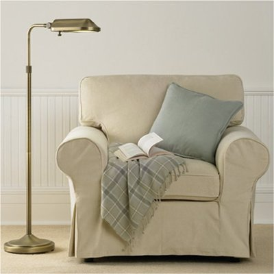 A full spectrum floor lamp will look beautiful in your home