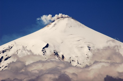 Travel to Pucon and climb Volcan Villarrica: one of the most popular attractions in Pucon