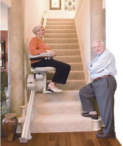 Residential Stair Lift Returns Your Options To You