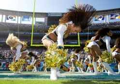 How to be an NFL Cheerleader